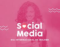Social Media - DIa Internacional da Mulher 2019