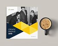 Creatic Company Profile