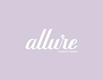Allure - magazine redesign