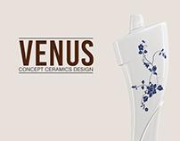 VENUS - Concept Ceramics Design