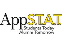 AppSTAT Appalachian Students Today Alumni Tomorrow Logo