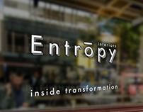 Entropy Interiors Branding