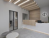 Office | 3D Visualization