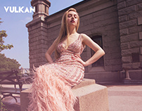 """Central Park Princess"" for Vulkan Magazine"