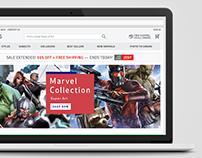 iCanvas Website Redesign