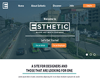 Esthetic: Where Art Meets Business Web Design