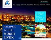 Misr Italia Homepage