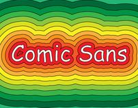 Comic Sans Art