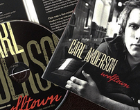 Wolftown | Carl Anderson | CD package