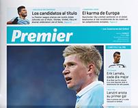 Diario + Suplemento: Premier