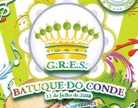 Escola de Samba Batuque do Conde - Sesimbra-Portugal