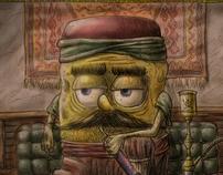 Ottoman Sponge