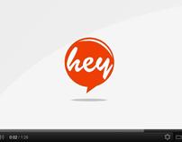 Heymaan.com Kinetic Typography