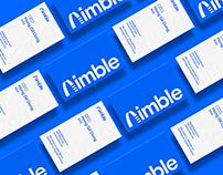 Aimble Brand Identity