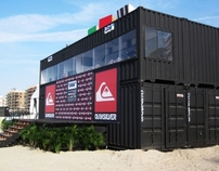 Production Designer for The Quiksilver Surf Pro NY 2011