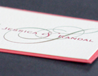 Pocket Wedding Invitation Package