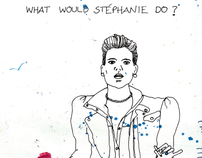 WHAT WOULD STÉPHANIE DO? ON PEOPLE/FASHION/BEAUTY