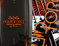 2012 Wakeboard Graphics