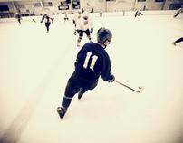 40 + Hockey