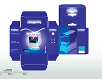 Brother Stamp Packaging