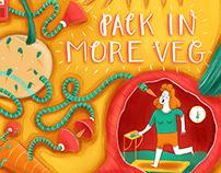Pack In More Veg!