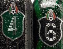 Cerveza Corona - Selección Mexicana 2010