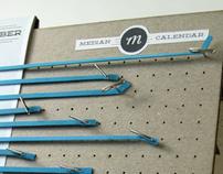 Median Calendar