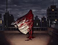 Reflejado en la Sangre - Book cover