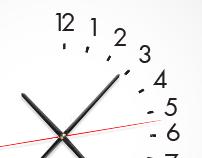 Half Clock