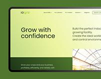 IOGRU — Redesign concept