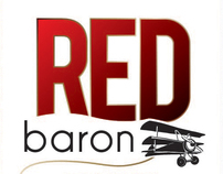 Red Baron Packaging Design