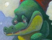 Sad Croc