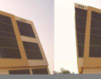 Design & Construction of IT. Plaza in DHA. Lhr. 2006.