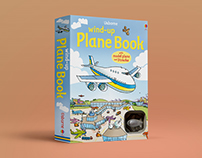 Wind up Plane-Book ©2009Usborne Publishing #airport