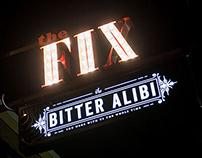 THE BITTER ALIBI