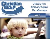 20th Anniversary Design Elements for Christian HELP