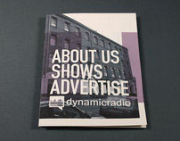 Dynamic Radio Advertising Booklet