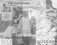 The City Soundscape
