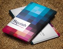 Mosaic Business Card -PSD-