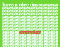 Have a nice everyday :)