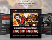Great Web Display Mock-Ups
