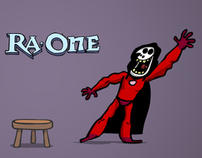 Ra.One Animated Sequence