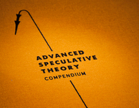 Advanced Speculative Theory