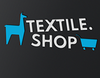 Textile.Shop logo design