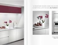 Paz Kitchens - Branding Identity