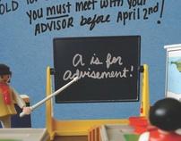 Mandatory Advisement Poster