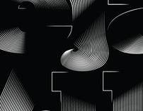 Déjà Vu typography