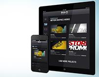 Phone & Tablet Advertisement