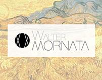 Walter Mornata | Logo Proposal