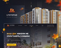 Design for residential complex site